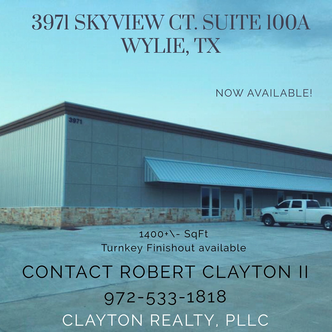 Clayton Commercial Building